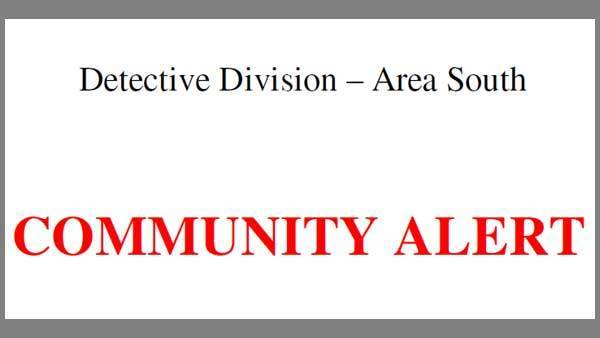 Logo of a Community Alert