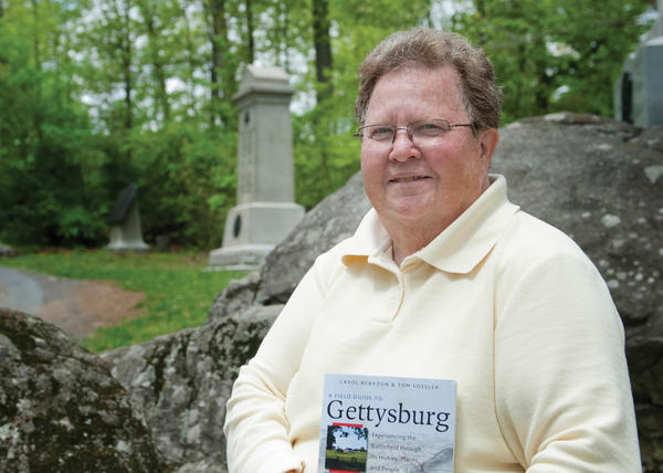 Carol Reardon is an American military historian, with strong interests in the Civil War and Vietnam eras.