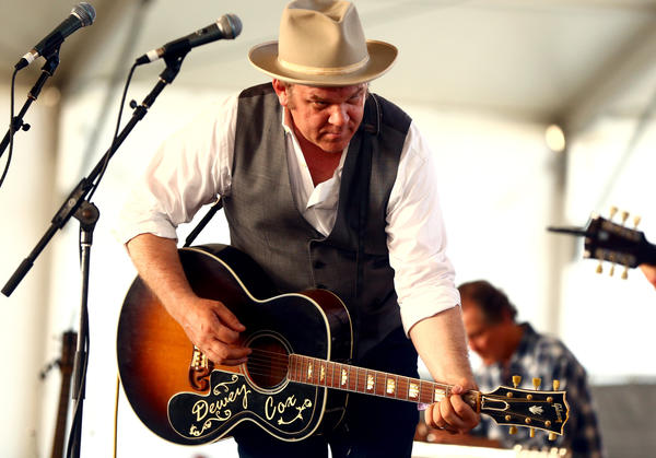 John C. Reilly performs onstage during 2013 Stagecoach. (Getty Images)