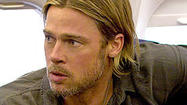 Review: 'World War Z' gets a rise from the undead