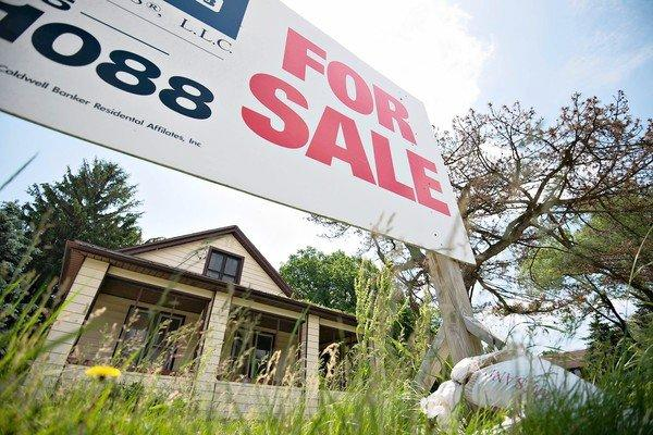 Real estate agents recommend that sellers leave the home when it is being shown. That way, there's no chance of something slipping out that shouldn't.