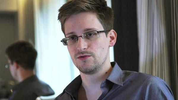 NSA whistleblower Edward Snowden, an analyst with a U.S. defence contractor, is seen in this file still image taken from video during an interview by The Guardian in his hotel room in Hong Kong June 6, 2013.