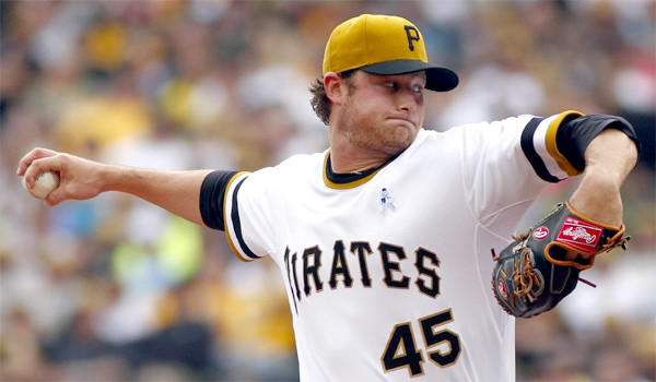 Gerrit Cole took down two Cy Young Award winners in his first two career starts for the Pittsburgh Pirates, he then returned to L.A. on Friday, where he was once a member of the UCLA Bruins, and promptly defeated the Angels.