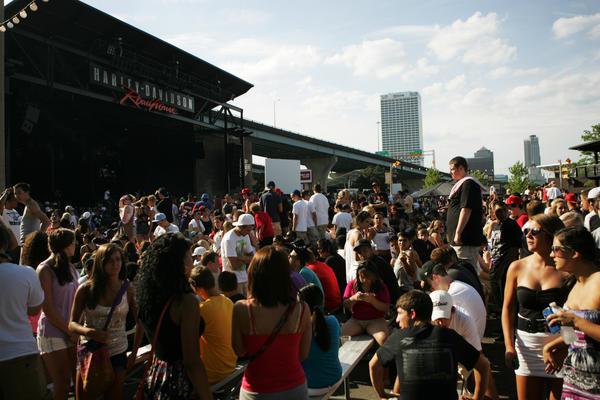 Milwauukee Summerfest.