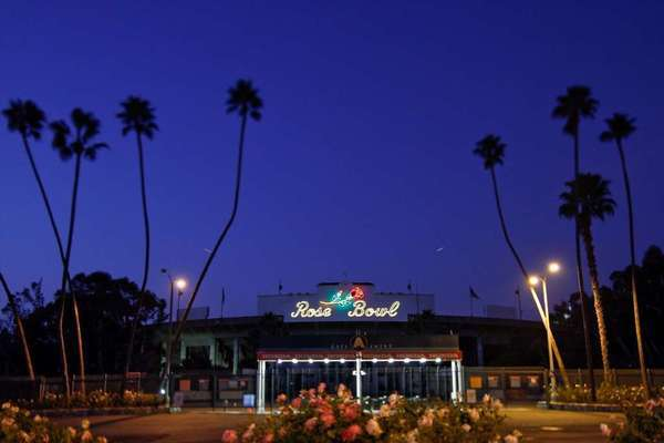 The Rose Bowl is offering public tours four days a week. The 91-year-old stadium is undergoing a major renovation.