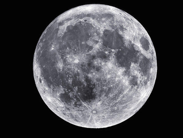 "Look for the ""supermoon"" this weekend -- the biggest full moon of the year."