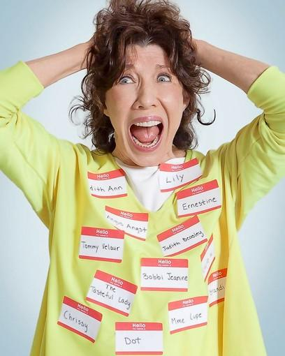 Comedian Lily Tomlin will take the stage at Segerstrom Center for the Arts at 7:30 p.m. Saturday.