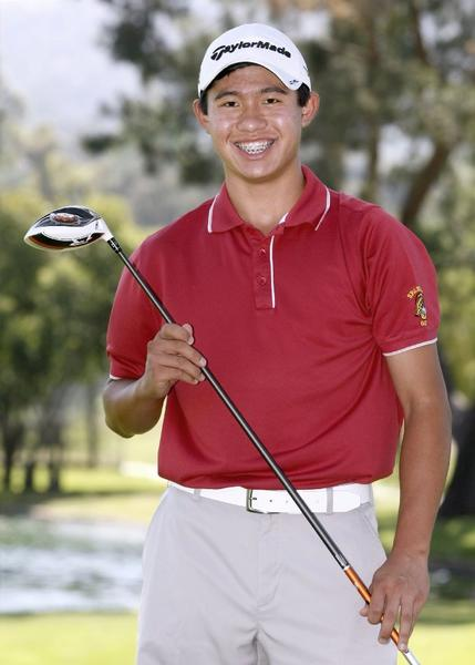ARCHIVE PHOTO: La Cañada High's Collin Morikawa picked up his first national victory in the Western Junior competition.