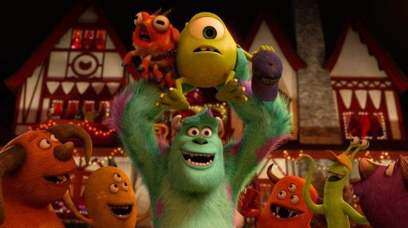 """Monsters University"" was the No. 1 film at the box office this weekend, though ""World War Z"" had a strong debut."
