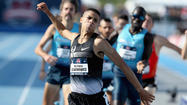 Broadneck alum Centrowitz finishes first in crowded 1,500 final at U.S. Outdoor Championships