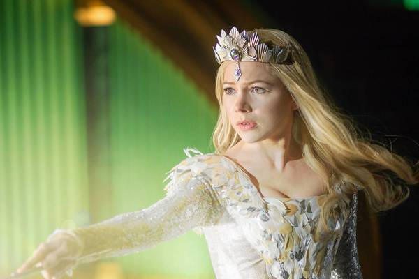 "Michelle Williams in ""Oz the Great and Powerful."""