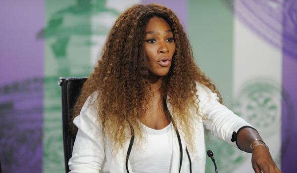 Serena Williams addressed her controversial comments made in an interview with Rolling Stone magazine during her pre-Wimbledon news conference Sunday.