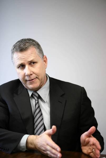 Former Metra CEO Alex Clifford.