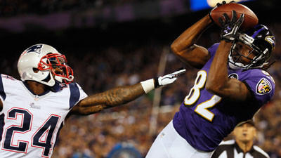 No love lost between Torrey Smith, Patriots fans