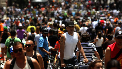 CicLAvia dubbed a success with no major emergencies or arrests