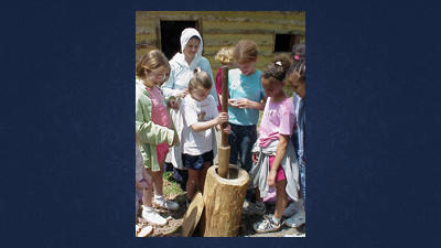 The Somerset Historical Center is going to offer a three day minicamp that will introduce local children to our rich history here in Somerset County.