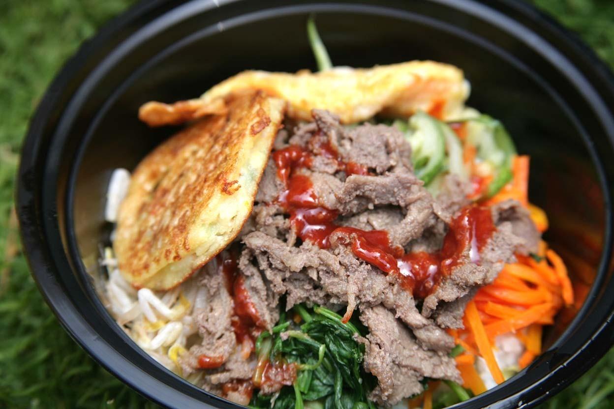 Korean Food Festival  Los Angeles