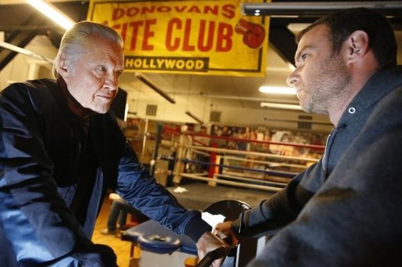 """Jon Voight and Liev Schreiber in """"Ray Donovan"""""""