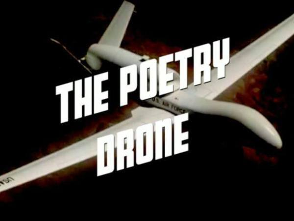 'The Poetry Drone'