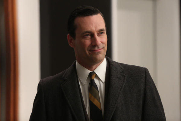 In the Season 6 finale, Don Draper (played by Jon Hamm) finally admitted he has a drinking problem.