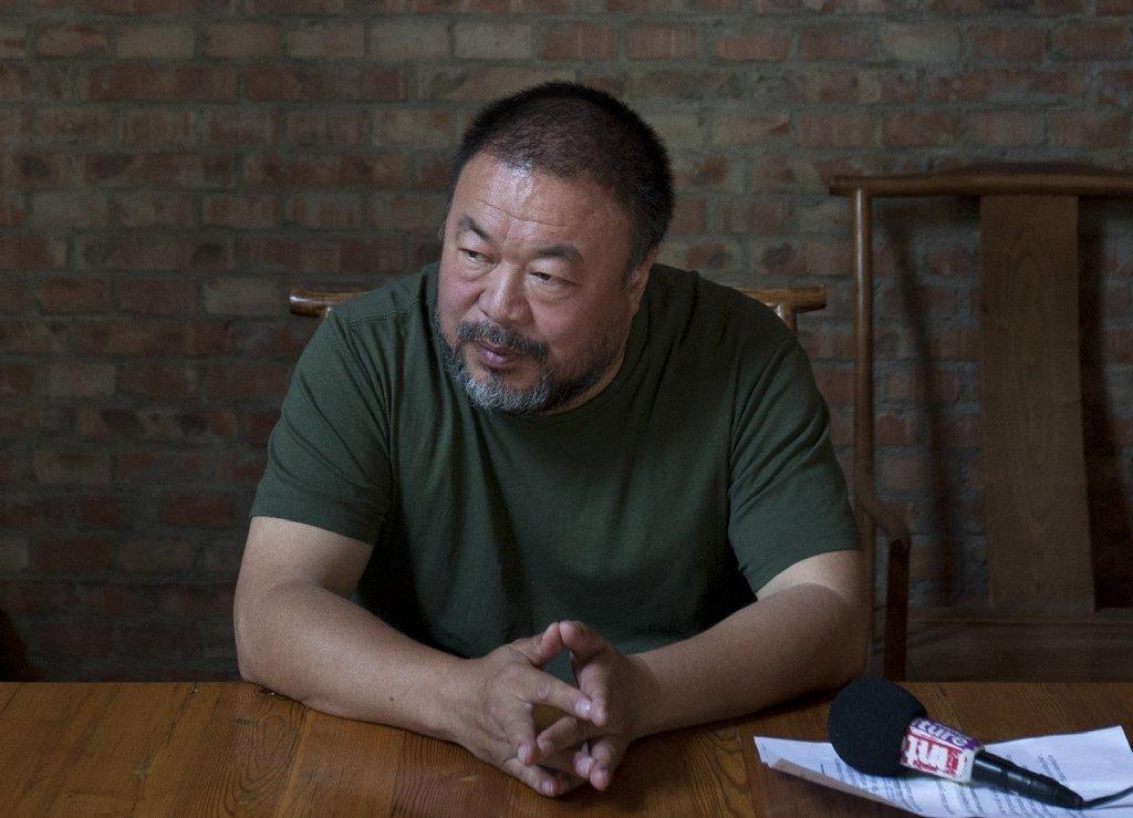 Ai Weiwei - Dumbass on Vimeo