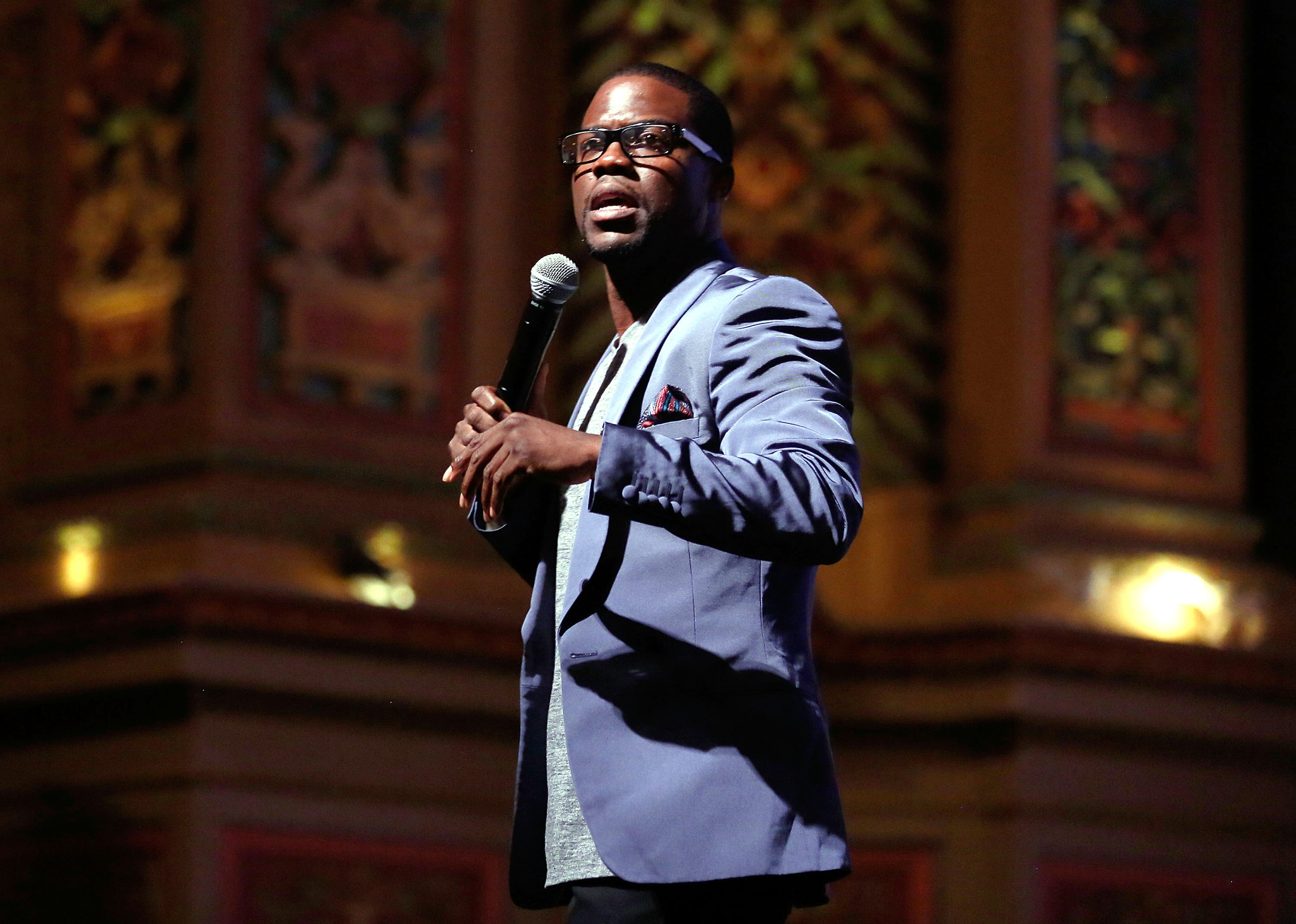 Celeb-spotting around South Florida - Kevin Hart