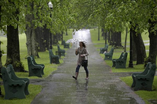 Yes, it rains in Halifax. But the Canadian city is also a friendly place.