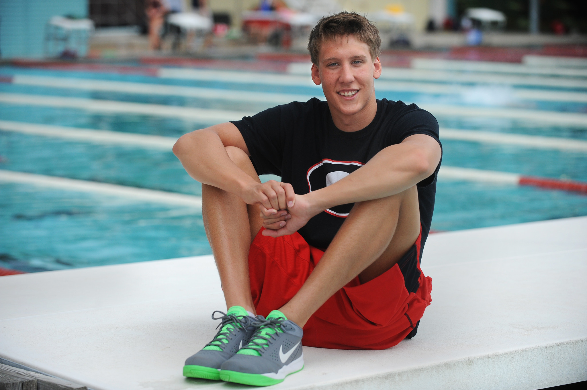 Emerging Swim Star Chase Kalisz Uses Lessons From Michael Phelps Baltimore Sun