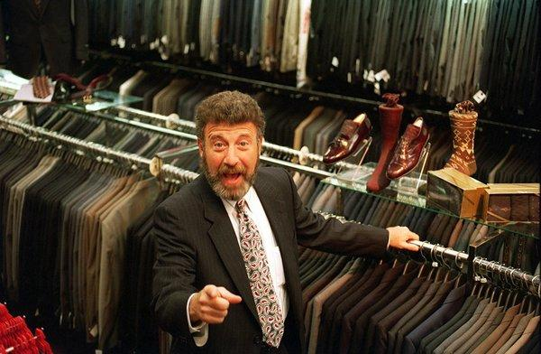 George Zimmer resigns from the board of Men's Wearhouse