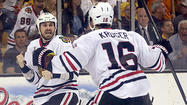 Photos: All the Blackhawks' goals in their Stanley Cup run