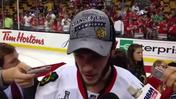 Video: Hawks captain Toews on winning the Cup