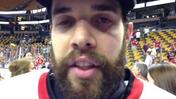 Video: Hawks goalie Crawford on winning the Cup