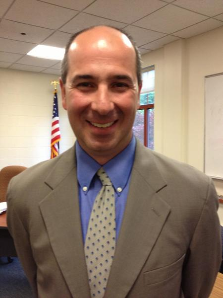 Eric Verner, a teacher and administrator at Bolton High School, has been named as the new assistant principal at Canton High School.