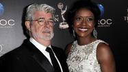 George Lucas marries Mellody Hobson at Skywalker Ranch