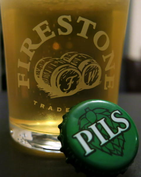 Firestone Walker's Pivo Pils will make you forget watery brews.