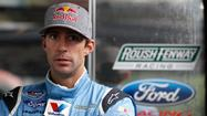 Travis Pastrana deals with rookie-year struggles in NASCAR