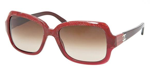 Chanel oversized sunglasses, $320