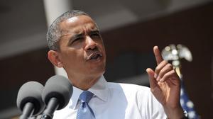 Obama sets strict test for Keystone XL Pipeline
