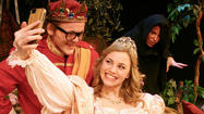 'Sleeping Beauty' onstage from Orlando Shakespeare Theater