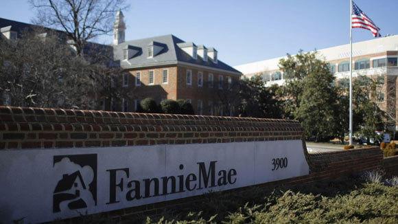 The Fannie Mae headquarters in Washington in a 2011 file photo.
