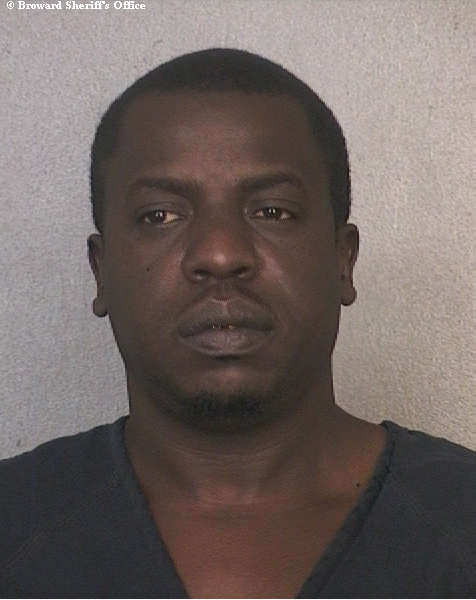 Ronel Desinor arrested in the highway shooting death following a dispute at an Oakland Park Waffle House.