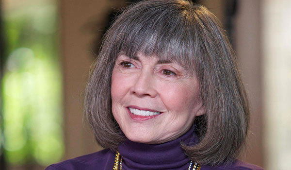 Author Anne Rice defended Paula Deen on her Facebook page.