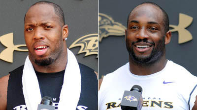 Will Suggs and Dumervil become most productive Ravens' pass-rus…