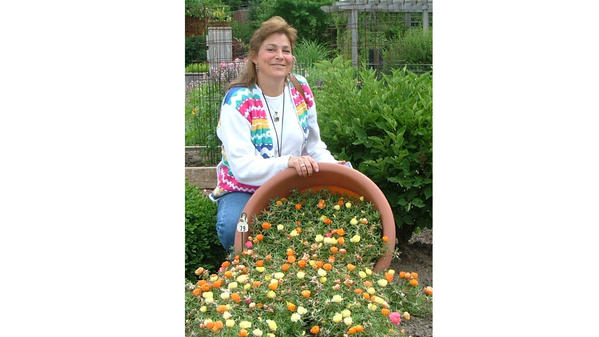 Horticulturalist Rebecca Finneran will share her expertise on flower gardening at a Thursday, Aug. 1, program at North Central Michigan College. Registration is currently under way for the four-hour session which will also include a causual dinner.