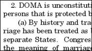 <b>Read the decisions: </b>DOMA and Prop. 8