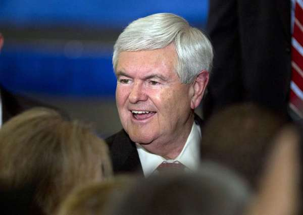 "Newt Gingrich will be part of a revived ""Crossfire"" on CNN."