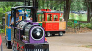 The current Lincoln Park Zoo train will be expanded.
