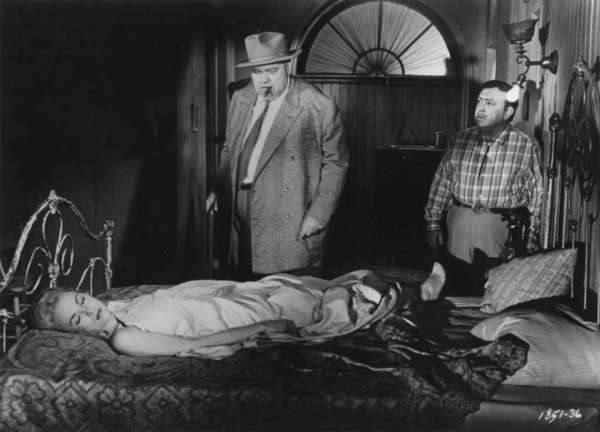 "The American Cinematheque and the Art Directors Guild Film Society will celebrate the production design of Orson Welles' 1958 classic ""Touch of Evil"""