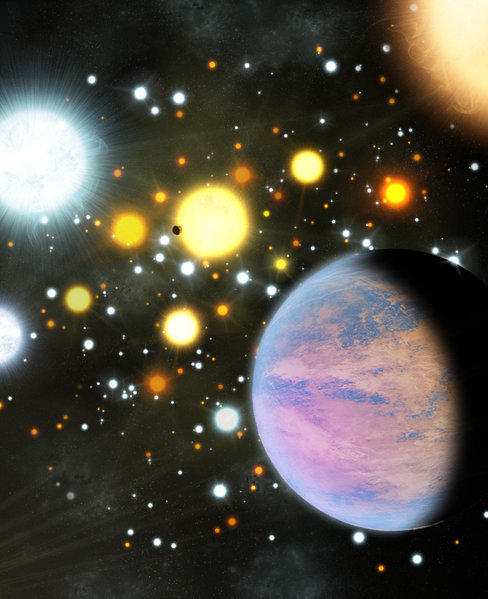 In the star cluster NGC 6811, astronomers have found two planets smaller than Neptune orbiting sun-like stars. The research published in Nature may help show that planetary systems are much more common than thought.