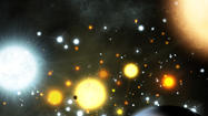 Planets survived birth in harsh, stormy star cluster, study says
